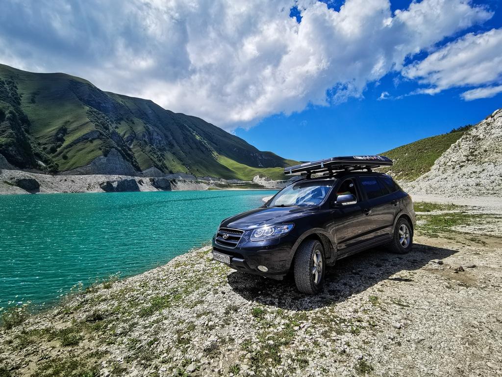 В Дагестан на автомобиле с палаткой