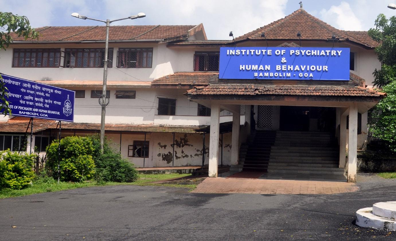 Institute Of Psychiatry and Human Behavior, Bambolim