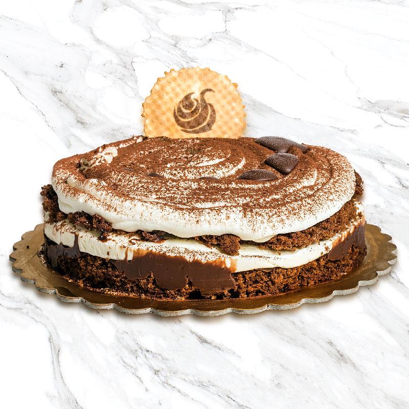 helado de  Tarta Semihelada de Tiramisú giolatto
