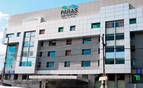 Paras Hmri Hospital Image