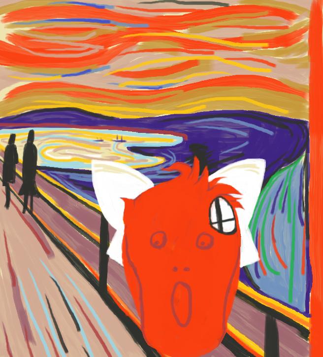 Dibujos feos de paint 2021! ~Evolucion del dibujo de paint~ AAAAAAAAMESPOOKEO