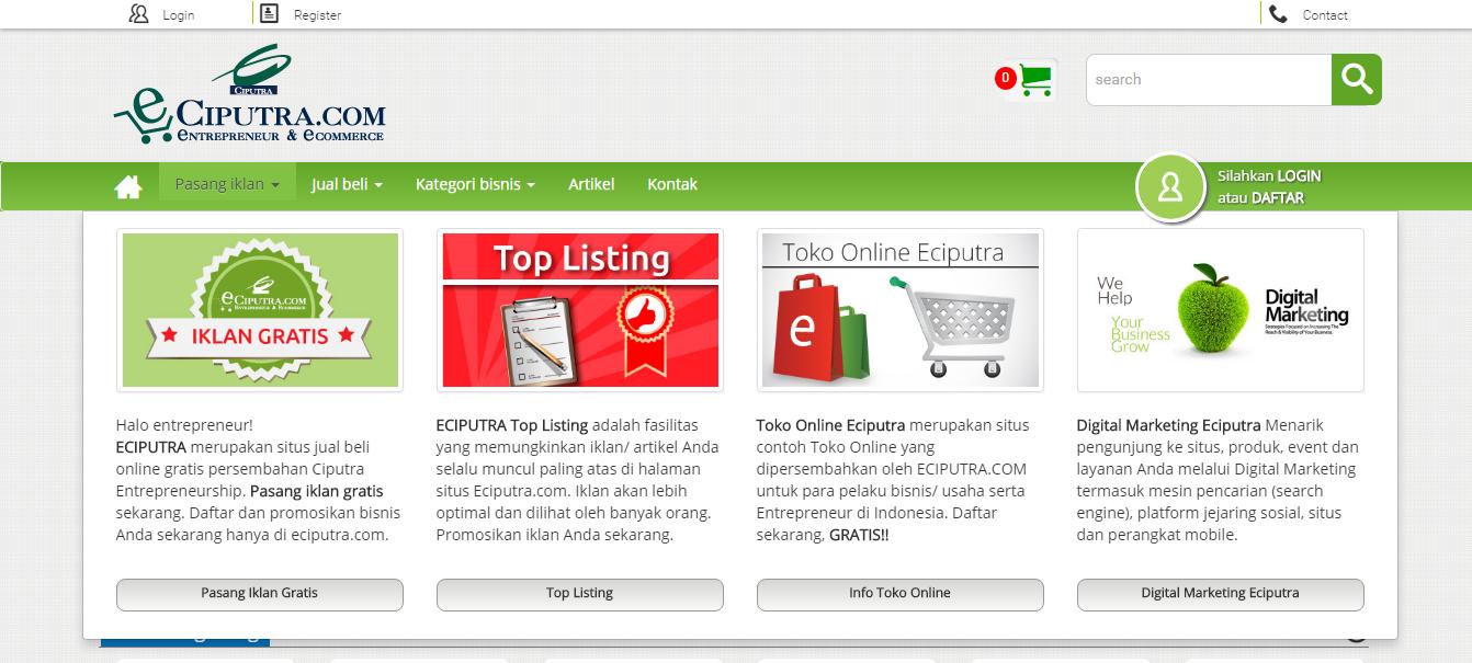 iklan Eciputra.com