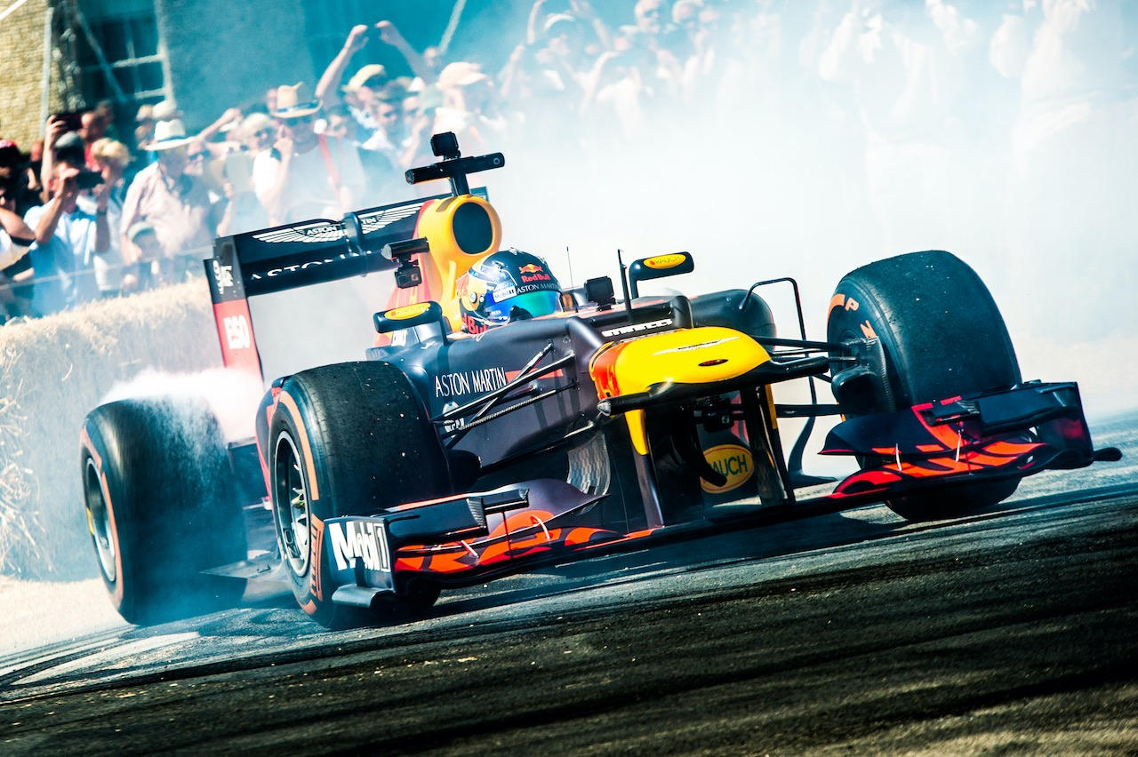 Goodwood Festival of Speed gets the go ahead