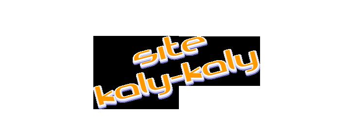 Site Kaly-Kaly