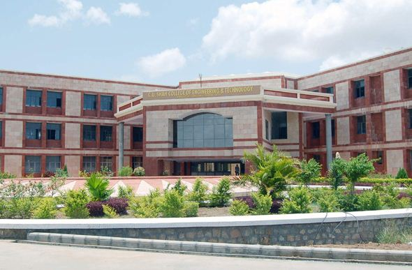 CU Shah Medical College, Surendra Nagar Image