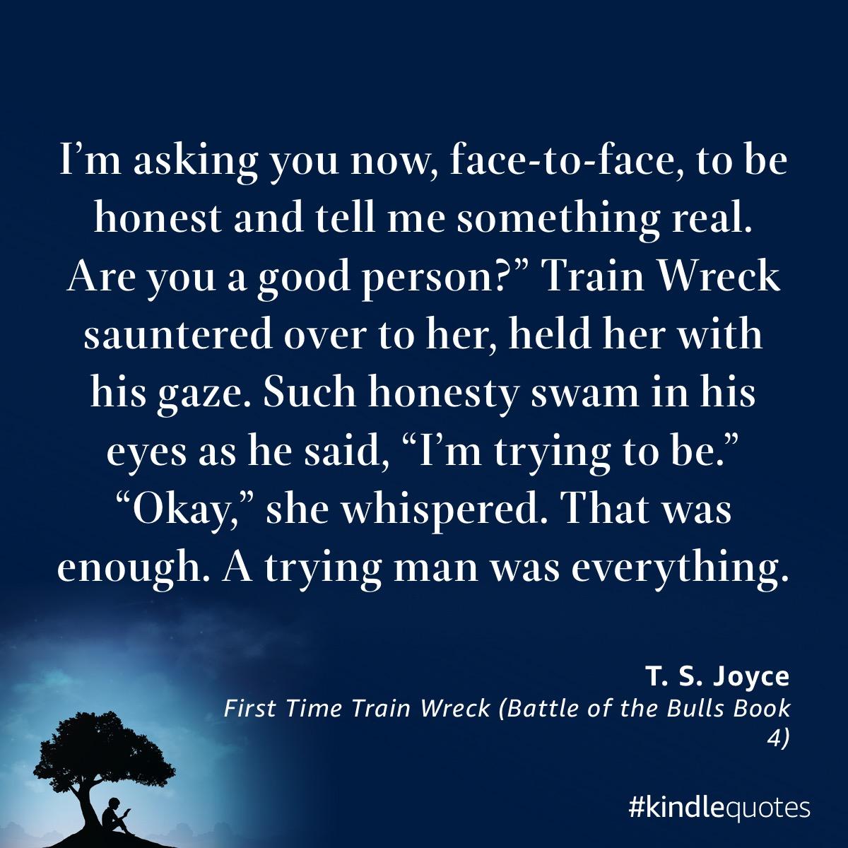 Book quote TS Joyce