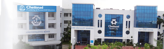 Chettinad Academy of Research and Education - CARE