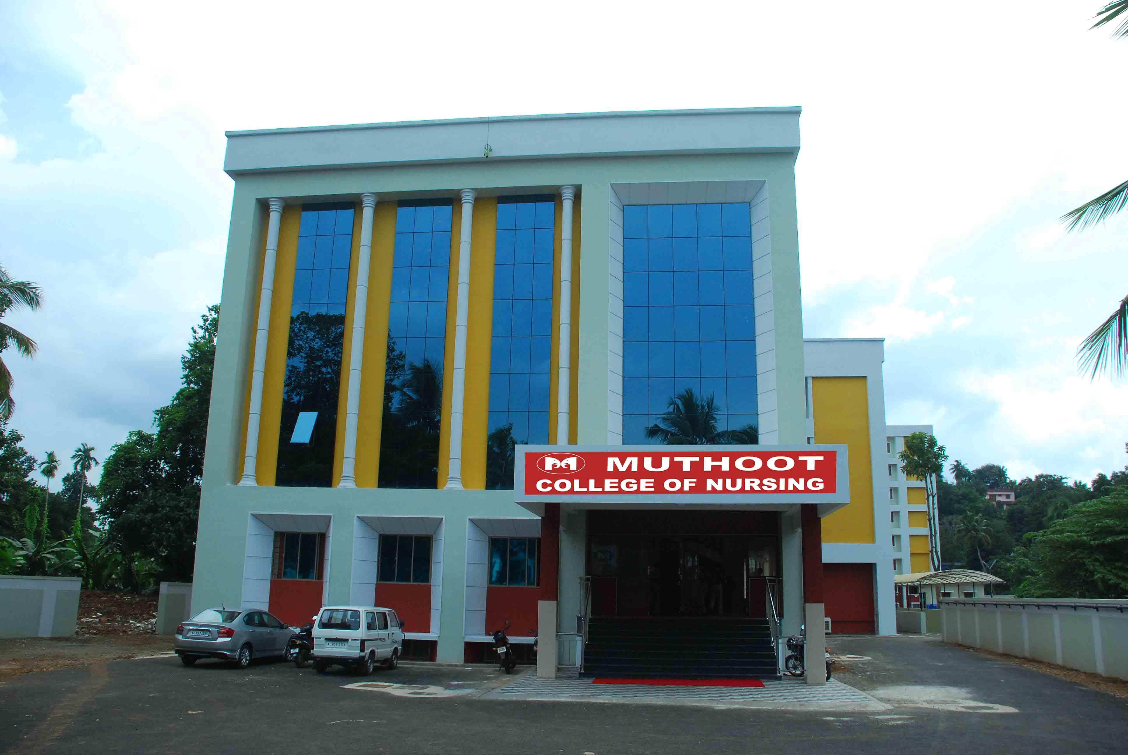 M G M Muthoot College Of Nursing, Kozhencherry, Pathanamthitta