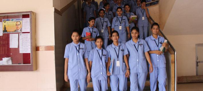Godavari School Of Nursing, Jalgaon