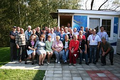 Голубеводы Подольского клуба спортивных голубей награждение по итогу сезона 2018 года