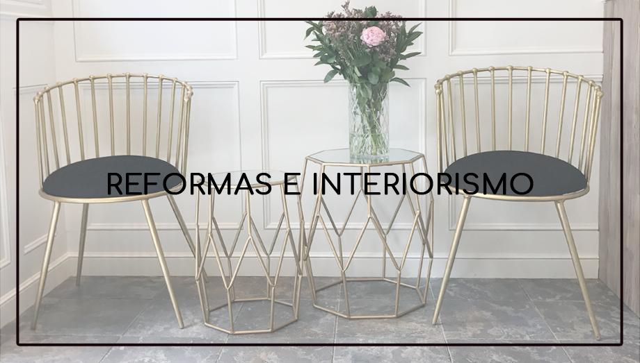 Myriam Bárbara Estudio de interiores, diseño interior, reformas e interiorismo
