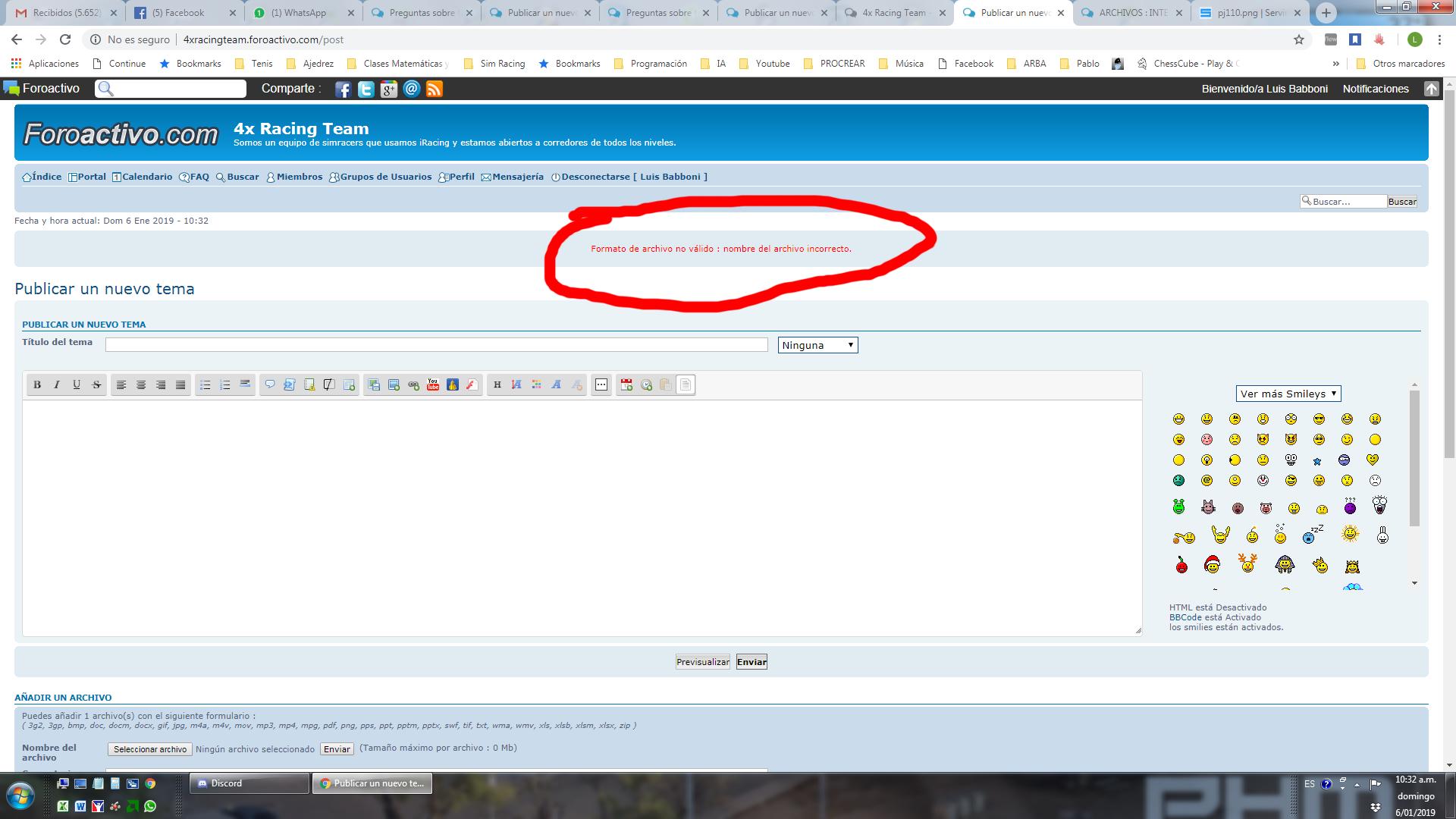 ¿Se puede agregar subir archivos con otras extensiones? No%20permite%20adjuntar%20sto