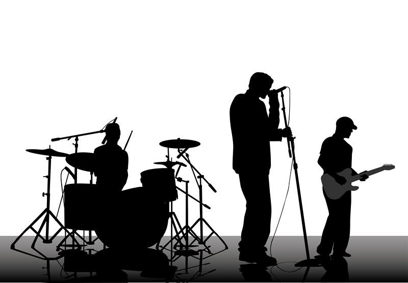 Grupo de música   En Medio de la Red