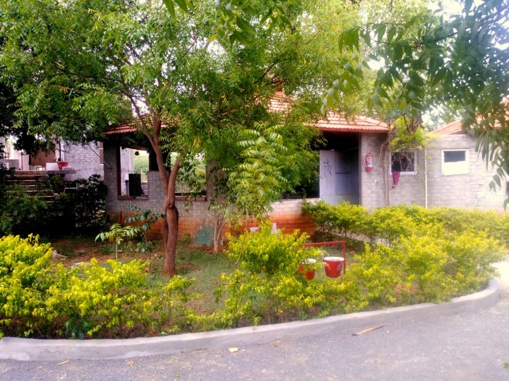 Designed Environment Academy and Research Institute, Tiruchirappalli