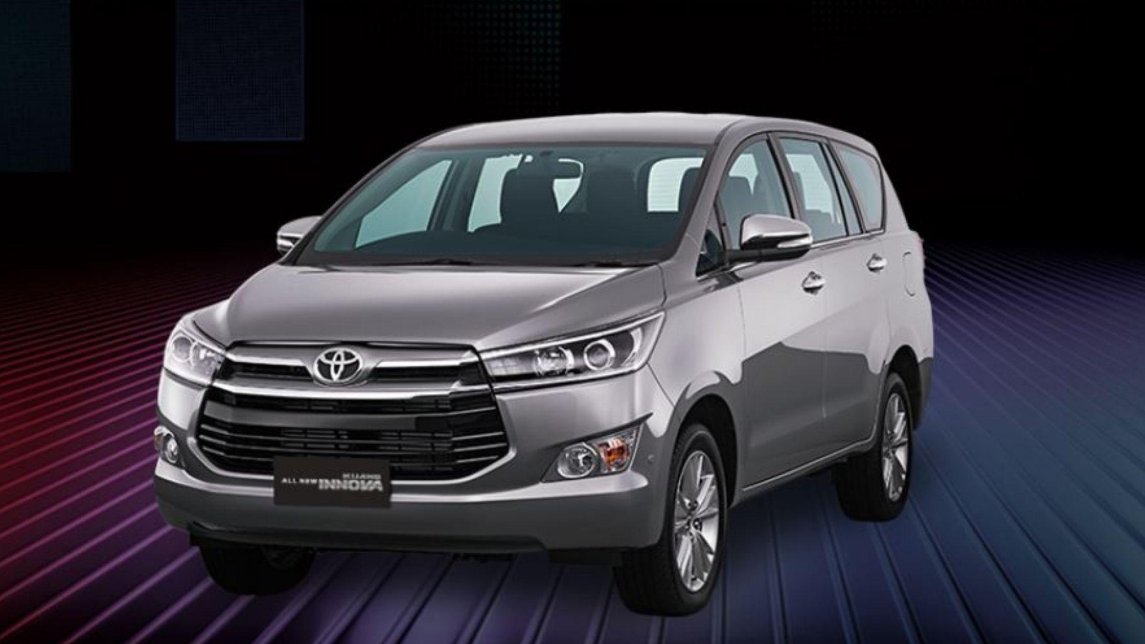 Tampilan Toyota Kijang Innova New Series 2020