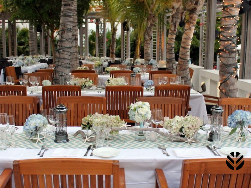 stunning wedding floral celebrations in the caribbean