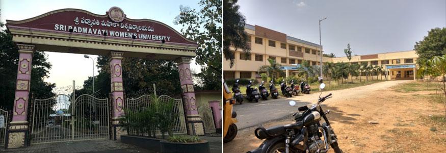 Department of Law, Sri Padmavati Mahila Viswavidyalayam, Tirupati