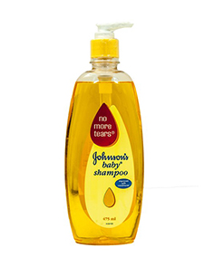Johnson's Baby Shampoo No More Tears, 475 ml