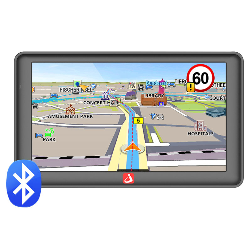 Junsun D600-BT 7 Inch HD Touch