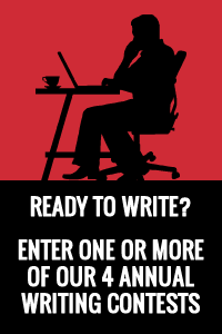 Enter one of our writing contests
