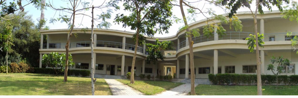Dhirubhai Ambani Institute of Information and Communication Technology, Gandhinagar