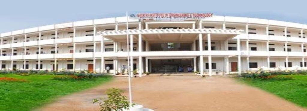 GAYATRI INSTITUTE OF ENGINEERING AND TECHNOLOGY, WEST GODAVARI