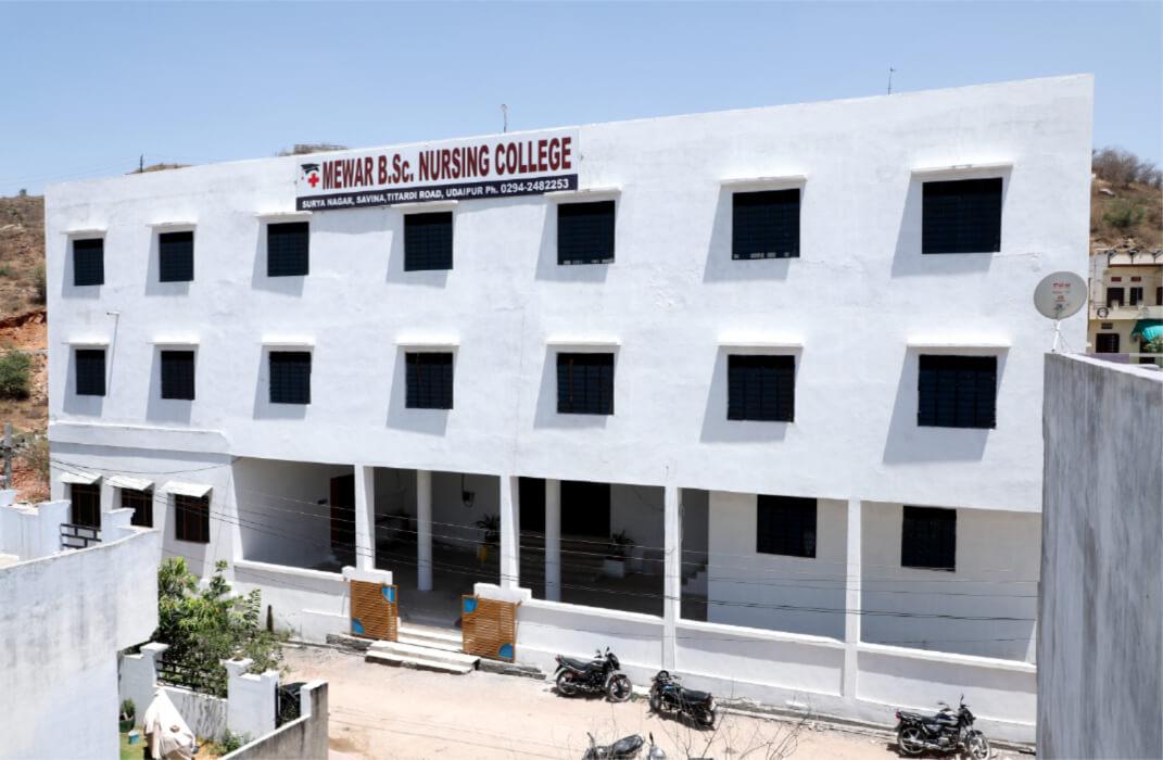 Mewar B. Sc Nursing College Image
