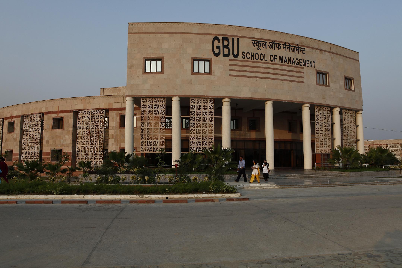School of Management, Gautam Buddha University Image