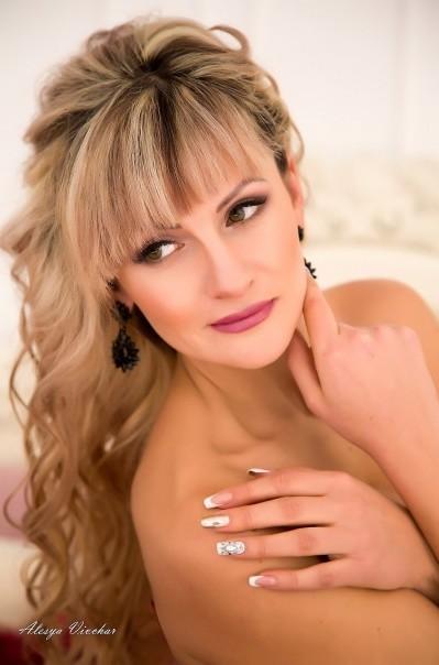 Profile photo Ukrainian lady Alina