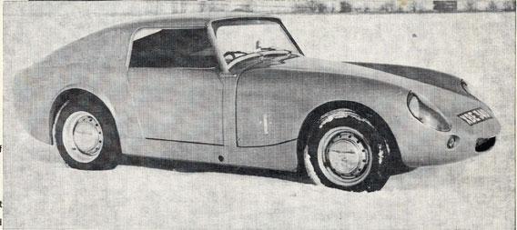 Market Pick: 1965 MG Midget Lenham Le Mans