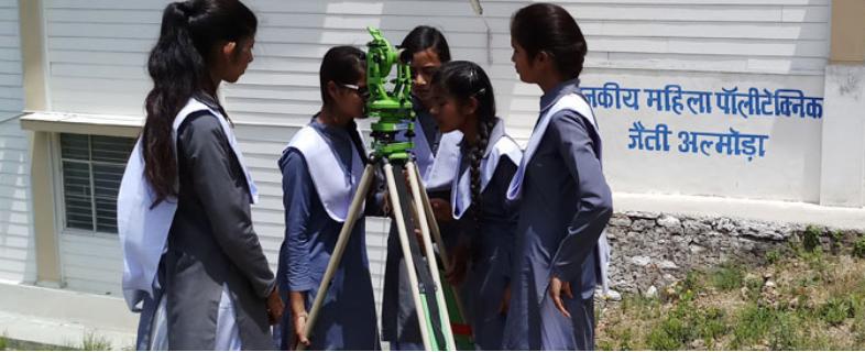 Government Girl's Polytechnic Jaiti , Almora