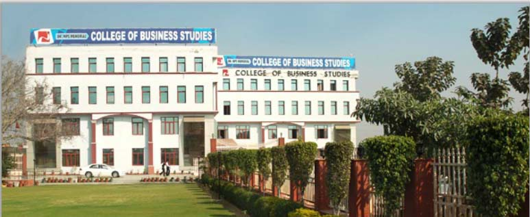 COLLEGE OF BUSINESS STUDIES AGRA