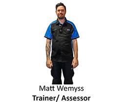 Matt Wemyss
