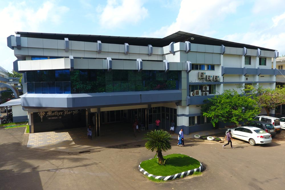 Mother Hospital Image