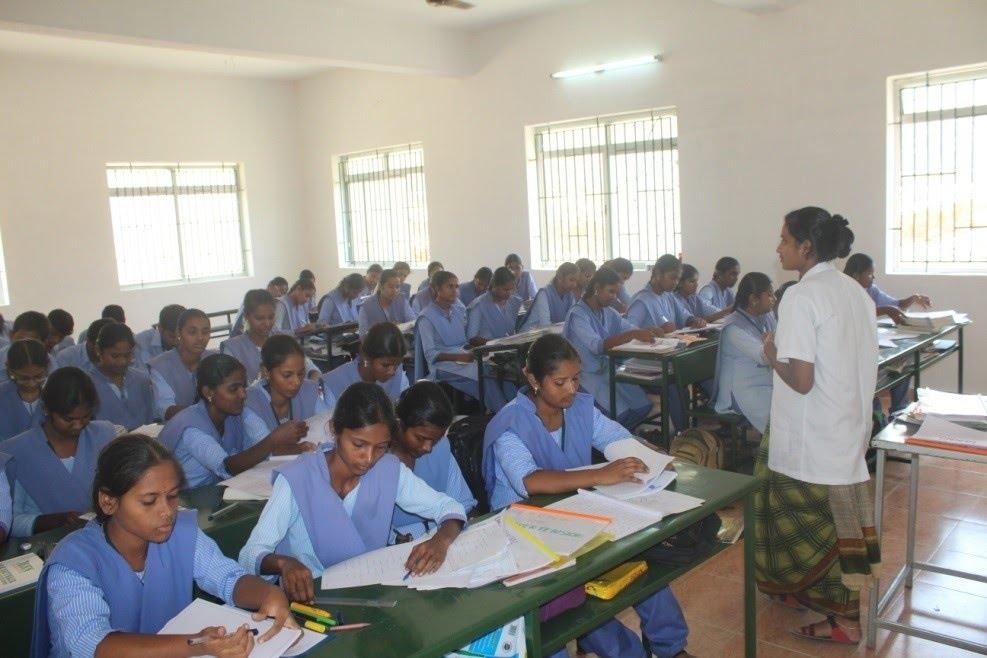 JKK Nattraja College of Nursing and Research Image