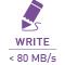 Schnelle Datenübertragung: Dieser USB-Stick schreibt die Daten mit 80 MB/s