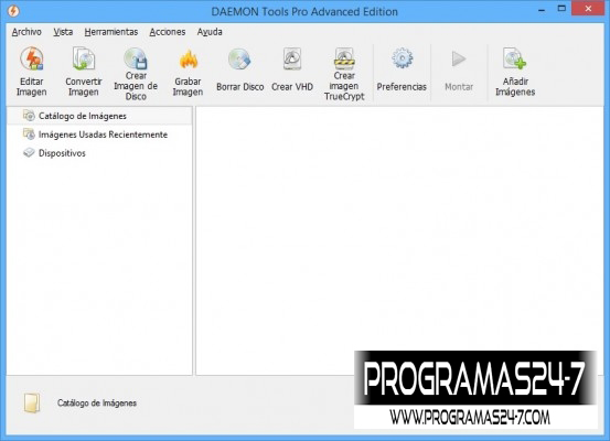 descargar DAEMON Tools PRO Advanced full crack