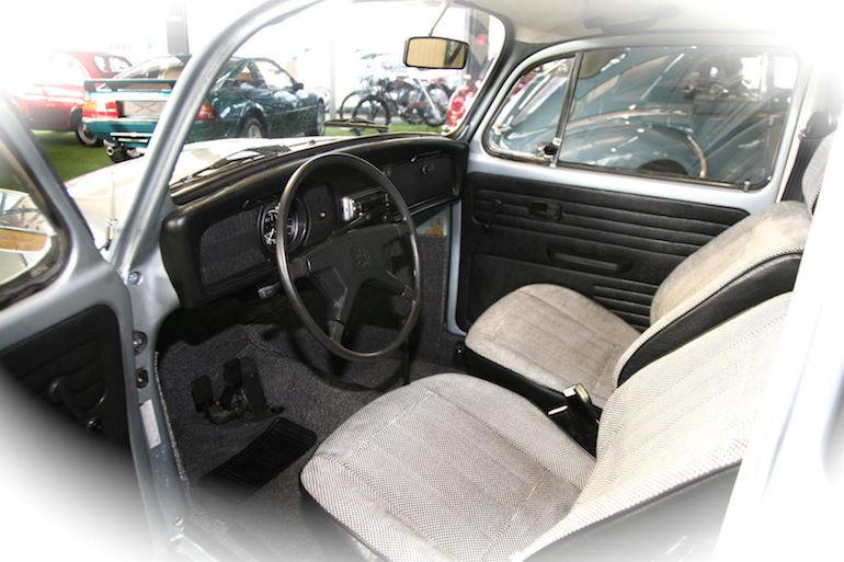 1983 VW Beetle