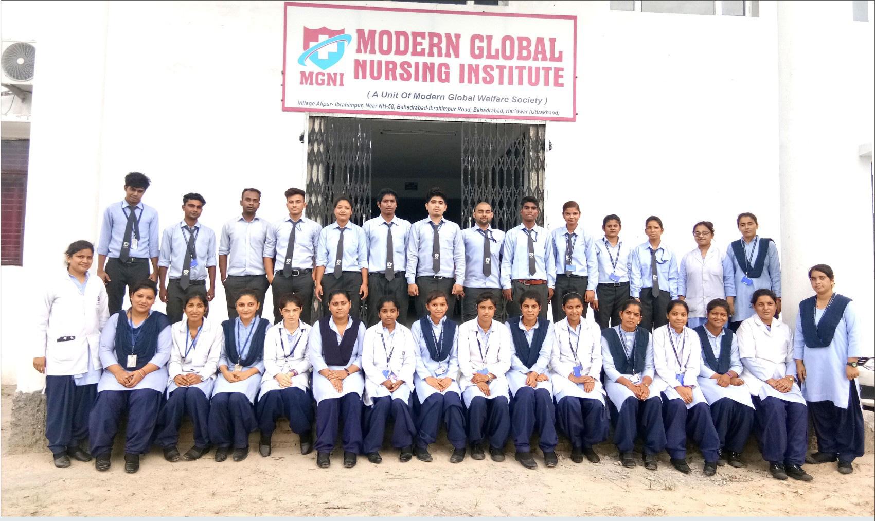 Modern Global Nursing Institute, Haridwar