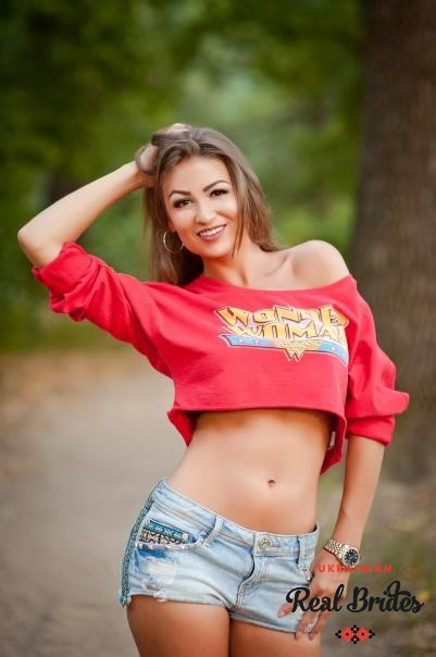 Photo gallery №13 Ukrainian bride Oksana