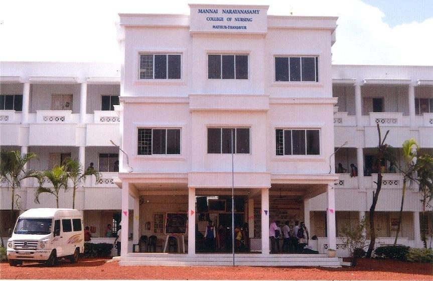 Mannai Narayanasamy College of Nursing, Thanjavur