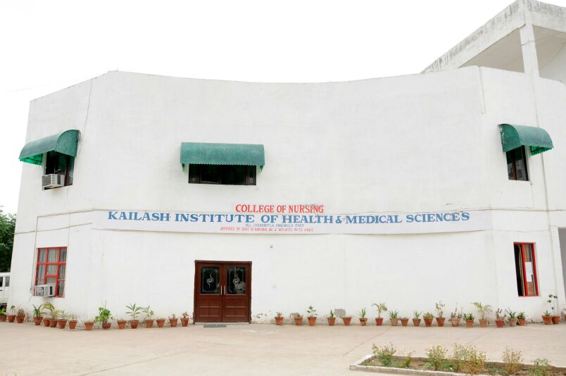 Kailash Institute of Health and Medical Sciences, College of Nursing, Panchkula Image