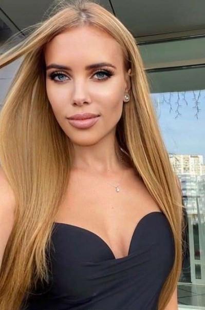 Profile photo Ukrainian lady Yevgenia