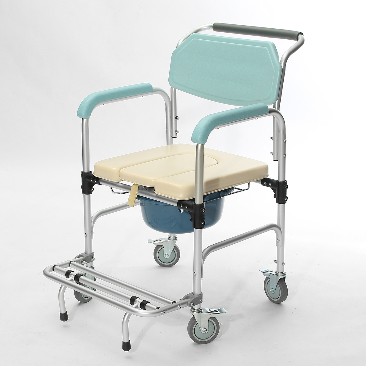 Other Gadgets 3 In 1 Commode Wheelchair Bedside Toilet