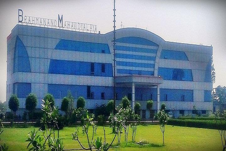 Brahmanand Mahavidyalaya, Bulandshahr