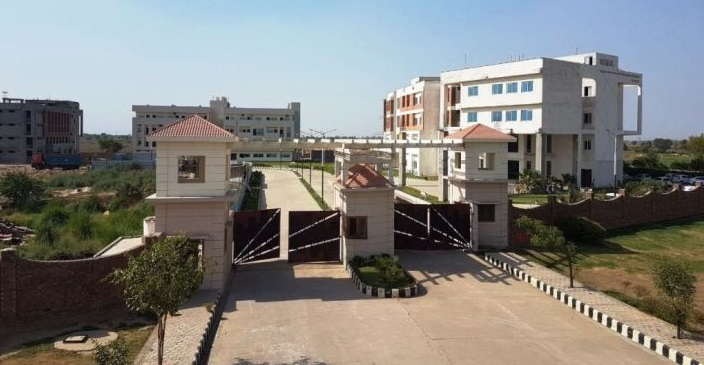 National Institute of Construction Management and Research (NICMAR), Bahadurgarh