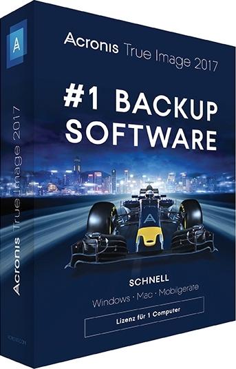Auch die passende Backup-Software finden Sie im Shop zum günstigen Preis.