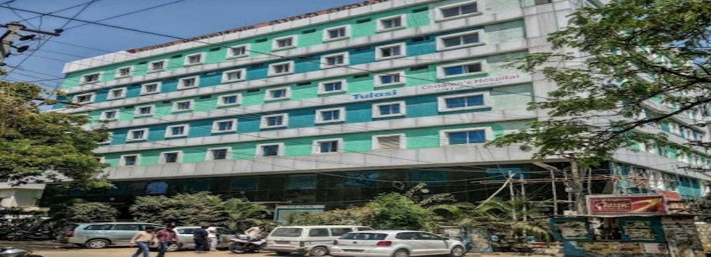 Tulasi College Of Nursing Tulasi Hospital,, Secunderabad Image