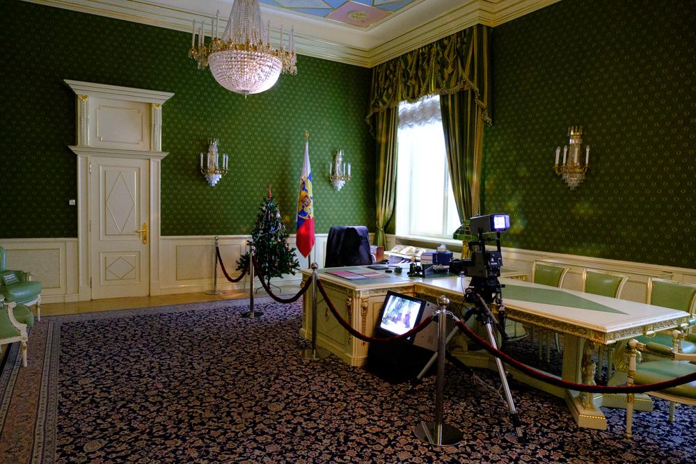 Het kantoor van de president bezoeken? Dat kan in het Yeltsinmuseum