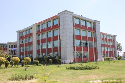 Rayat Bahra Dental College and Hospital, Mohali Image